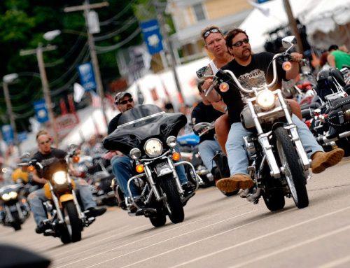 Bermuda's easy riders