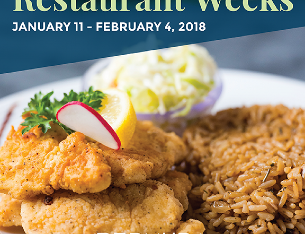 Bermuda Restaurant Weeks to start this week