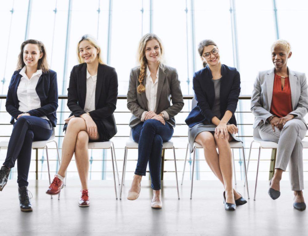The female entrepreneurs setting their own ceilings