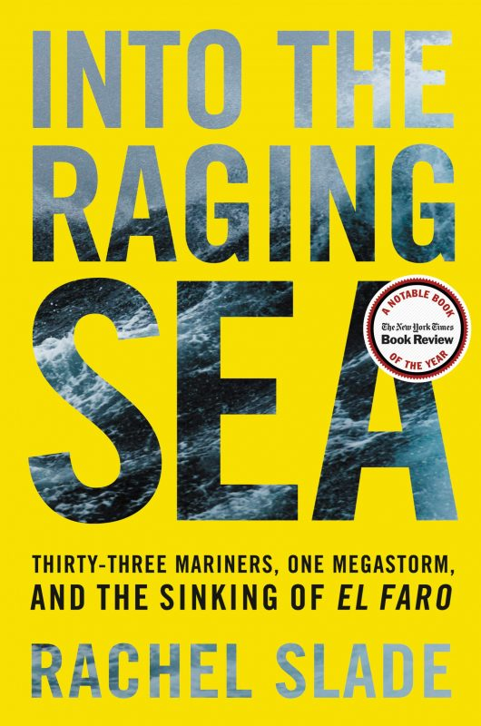 Into the Raging Sea by Rachel Spade