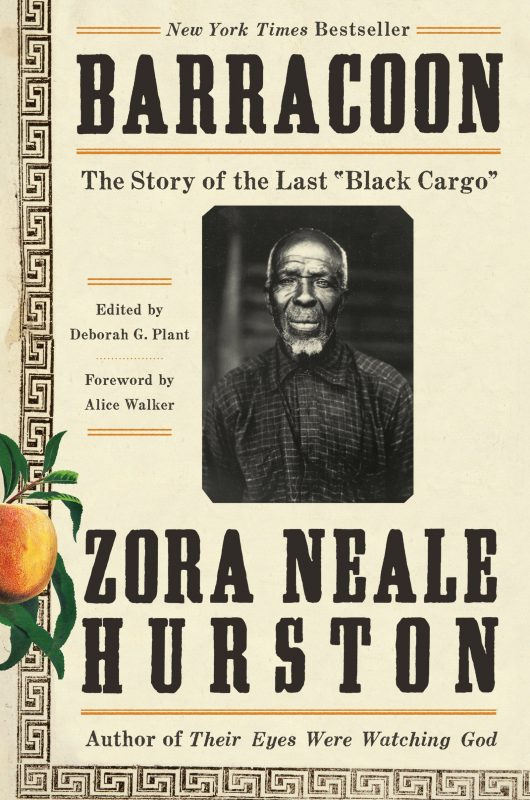 Barracoon cover by Zora Neale Hurston