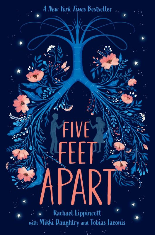Five Feet Apart by Rachel Lipincott
