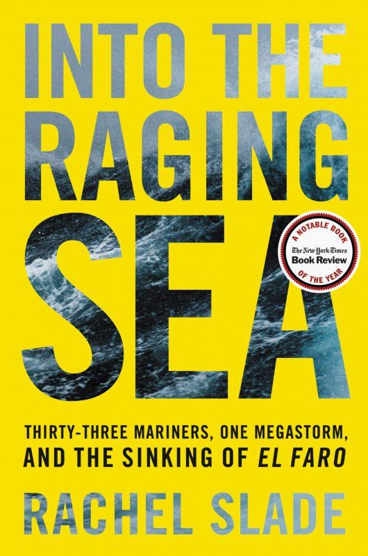 Into the Raging Sea by Rachel Spade